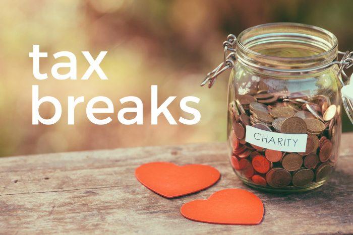 Tax Breaks For Providing Volunteer Work For Charity