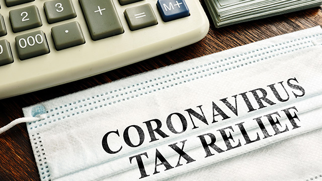 irs and covid delay